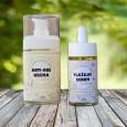 Antiage krema in vlažilni serum