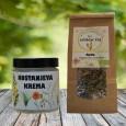 Kostanjeva krema in ajdov čaj - komplet