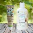 Komplet šampon in balzam za pse
