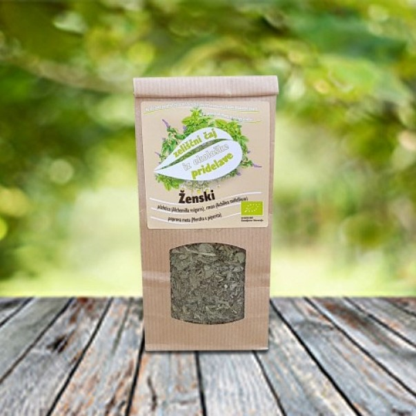 Čajna mešanica - ženski čaj