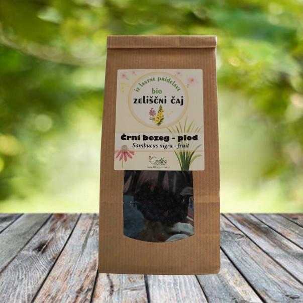 Bezeg, plod - bio zeliščni čaj