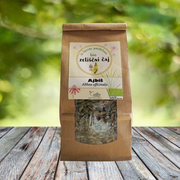 Ajbiš ali slez (Althea Off.) - bio zeliščni čaj