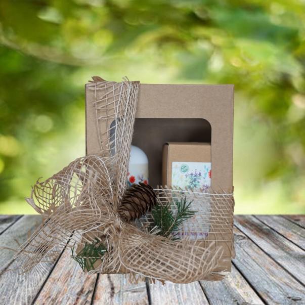 Darilni paket - šampon in vlažilna krema za otroke