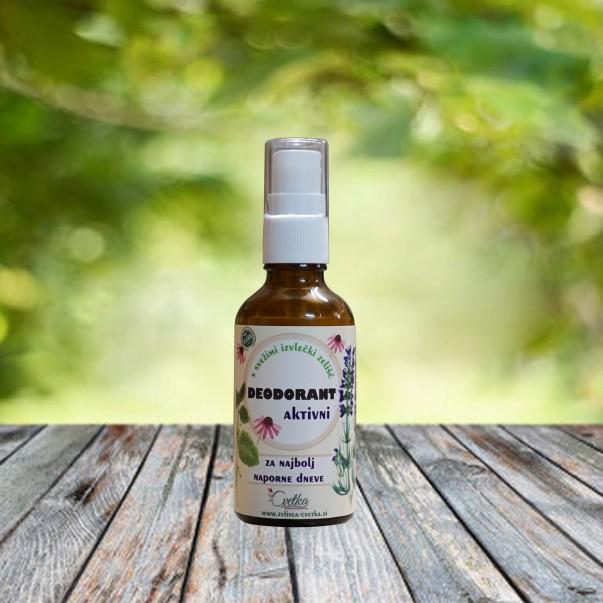 Bio deodorant aktivni