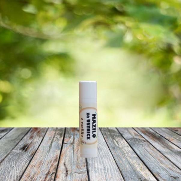 Mazilo za ustnice vanilija