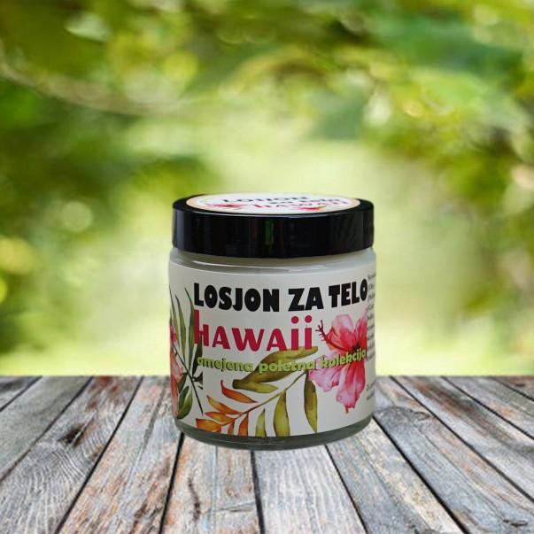 Losjon za telo Hawaii