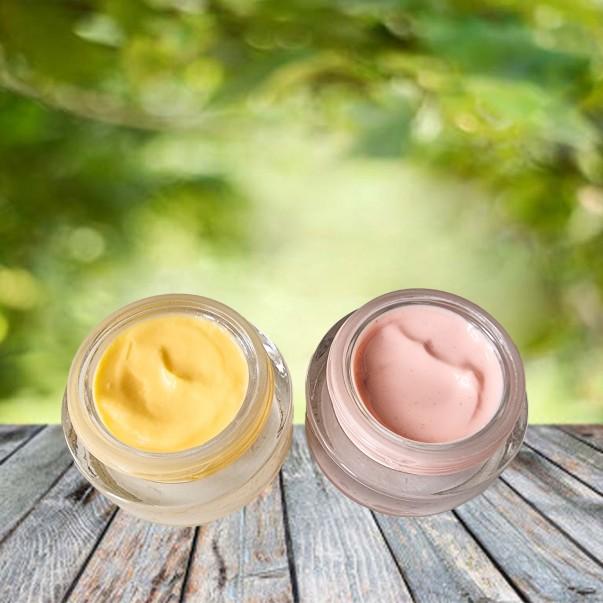 Encimska in vitaminska maska - komplet