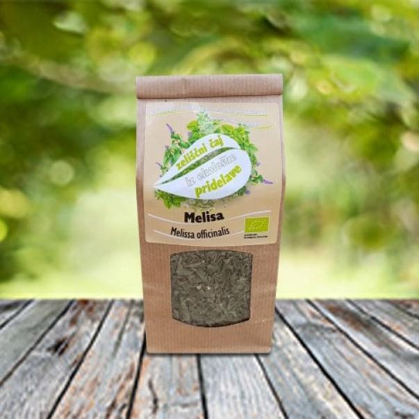 Melisa (Melissa off.) – bio zeliščni čaj