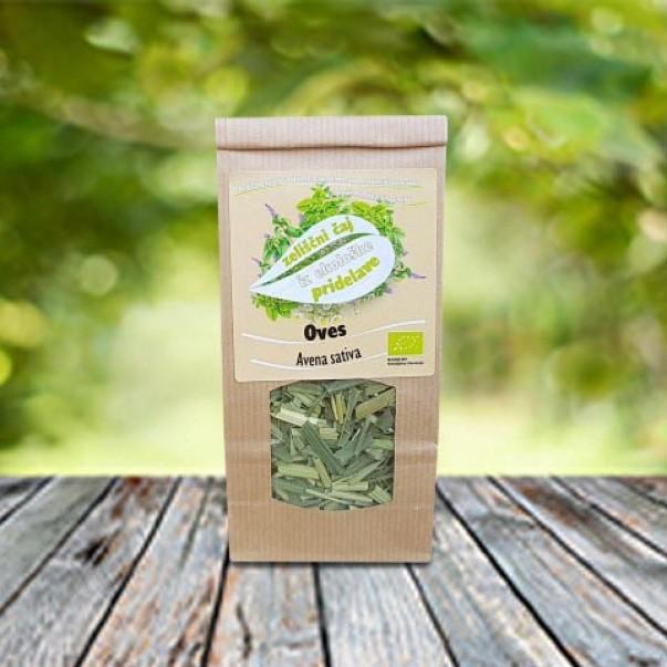 Oves (Avena sativa) - bio zeliščni čaj