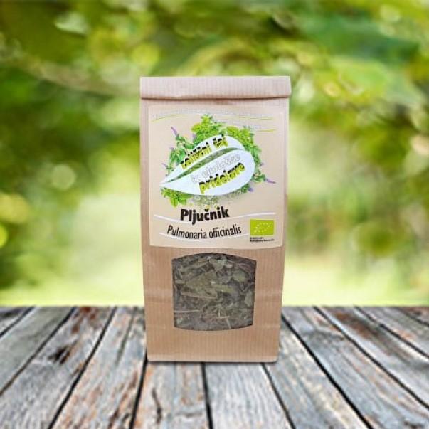 Pljučnik (Pulmonaria off.) – bio zeliščni čaj