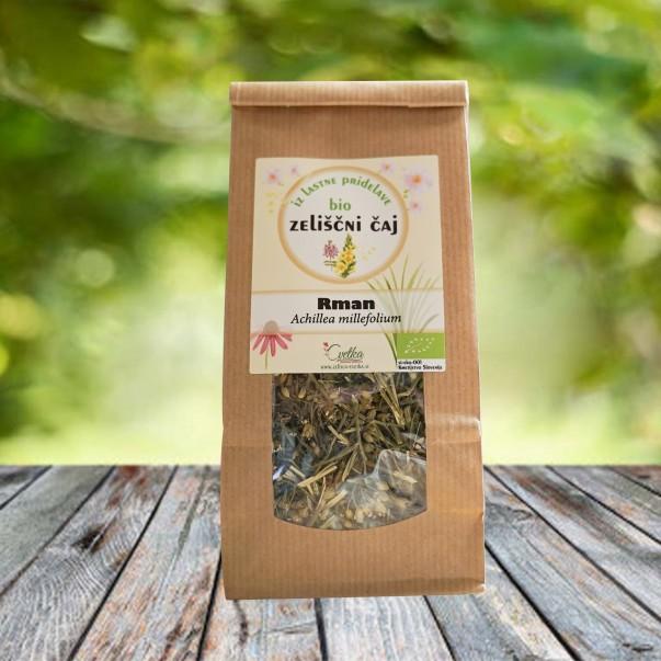 Rman (Achillea millefolium) – bio zeliščni čaj