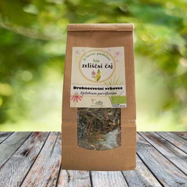 Drobnocvetni vrbovec (Epilobium parviflorum) – bio zeliščni čaj