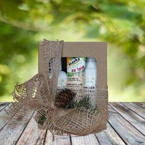 Darilni paket - šampon, balzam in maska za lase