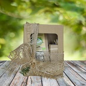 Darilni paket - čaj in milo