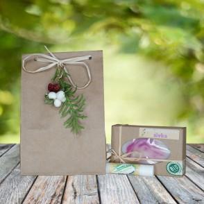 Darilni paket - milo in mazilo za ustnice