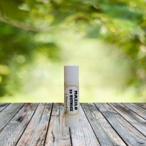 Mazilo za ustnice limonska trava