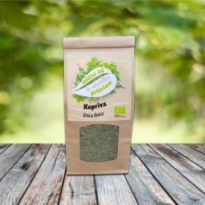Kopriva (Urtica dioica) – bio zeliščni čaj