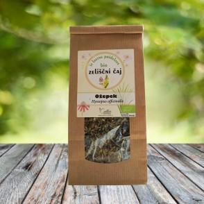 Ožepek (Hyssopus off.) -bio zeliščni čaj