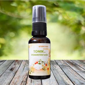 Tonik za pomiritev kože