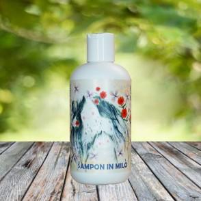 Šampon in milo za otroke