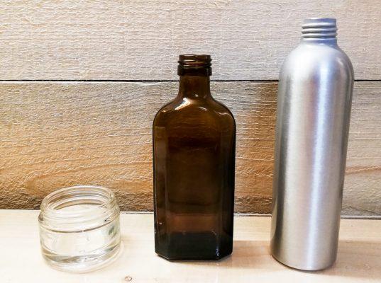 Triki za odstranjevanje etiket iz stekla
