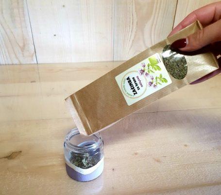 DIY lončki za začimbe